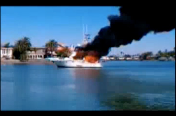 Motor Boat & Yachting | Florida Boat Fire