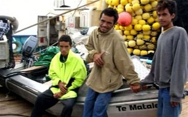 Motor Boat & Yachting | Teenagers Rescued