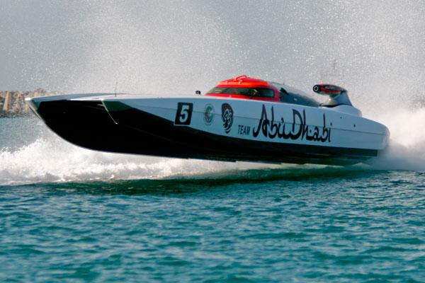 Abu Dhabi Race 1