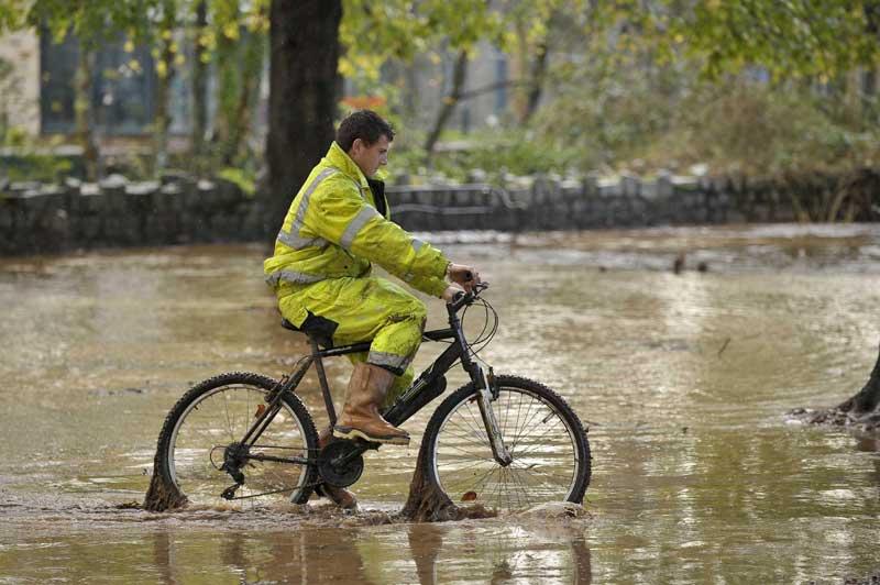 Cornwall floods
