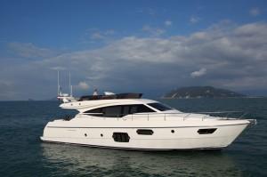 Motor Boat & Yachting | Ferretti 620
