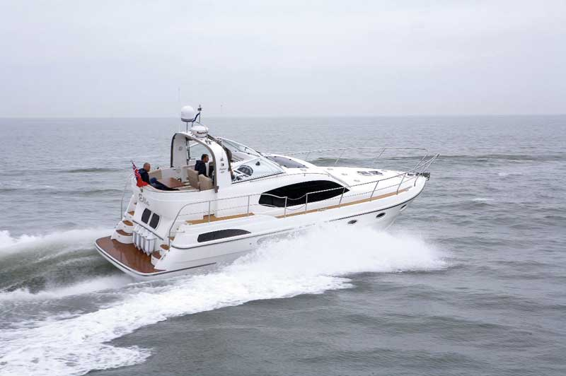 Haines 400 at the Southampton Boat Show
