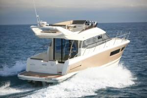 Motor Boat & Yachting | Jeanneau Prestige 350