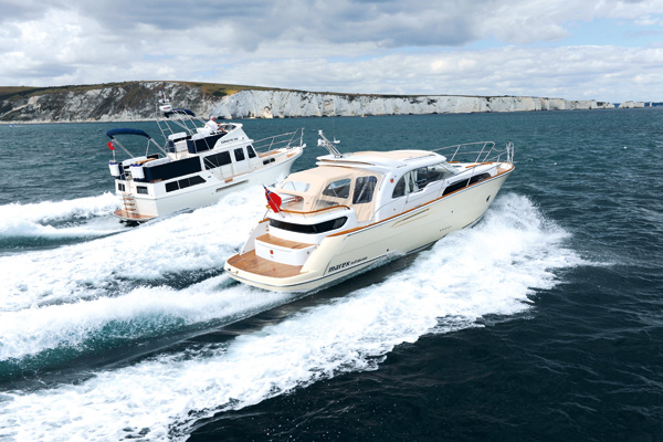 Motor Boat & Yachting | Marex 370 & Corvette 340