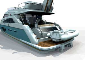Fairline Sqaudron 58