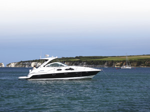 Studland Bay Dorset    Top 25 Anchorages: The South   Motor Boats Monthly  