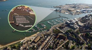 Port of Poole Marina placement