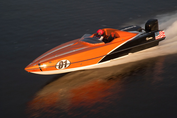 Motor Boat & Yachting | Superstock Hull