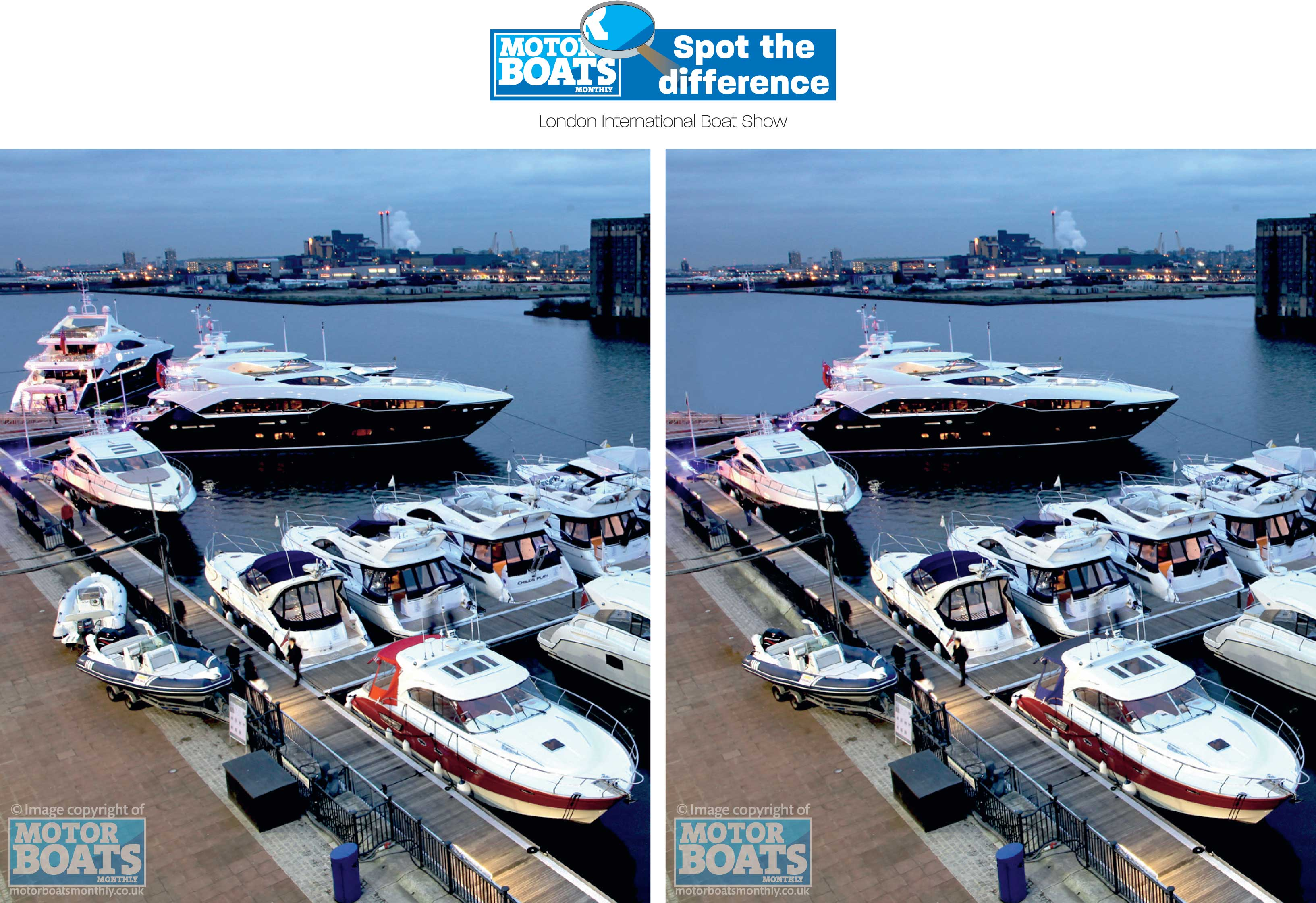STD London Boat Show