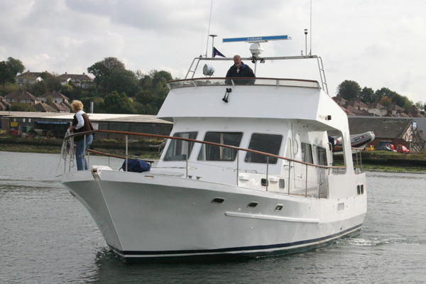 Motor Boat & Yachting | Lady of Bali