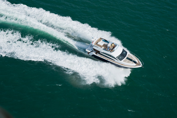 Motor Boat & Yachting | Fairline Squadron 42