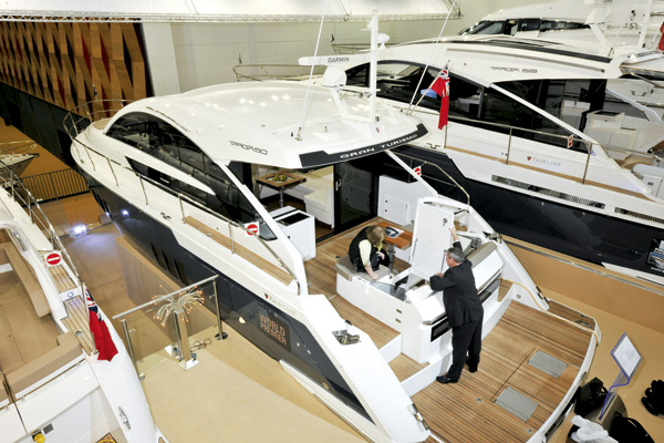 Motor Boat & Yachting | Fairline Targa 50