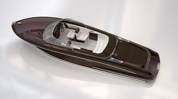 The new Riva Iseo