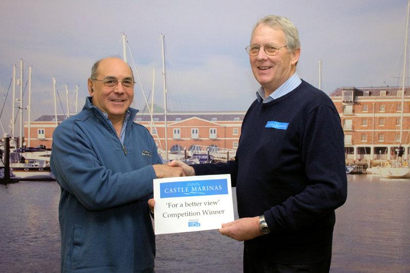 Berth Winner Tom Barth | Motor Boats Monthly