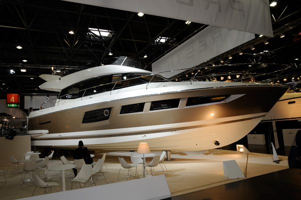Motor Boat & Yachting | Jeanneau Prestige 500