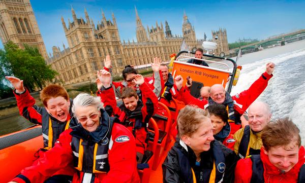 Motor Boat & Yachting | London RIB Voyages