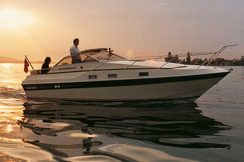 Sunseeker Offshore 25