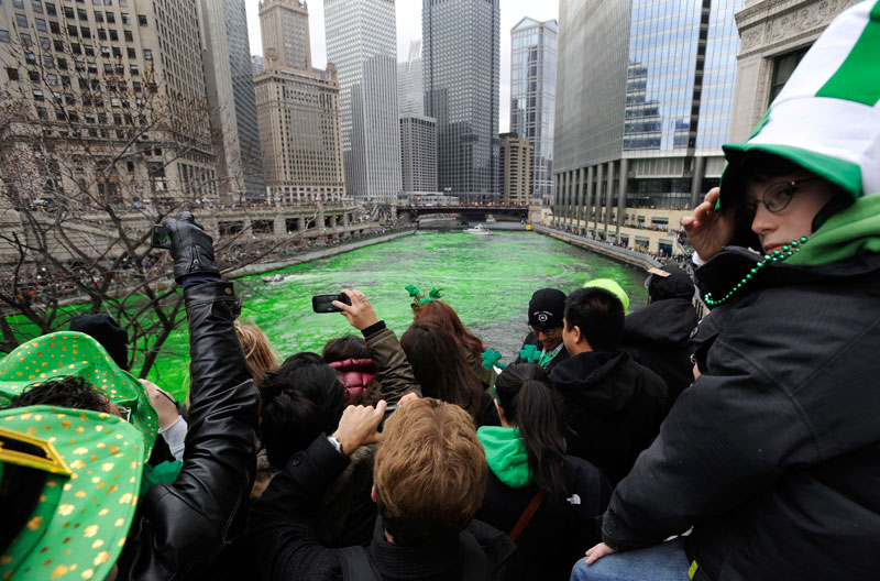 Green waters run deep | Best Boating Photos | Motor Boats Monthly