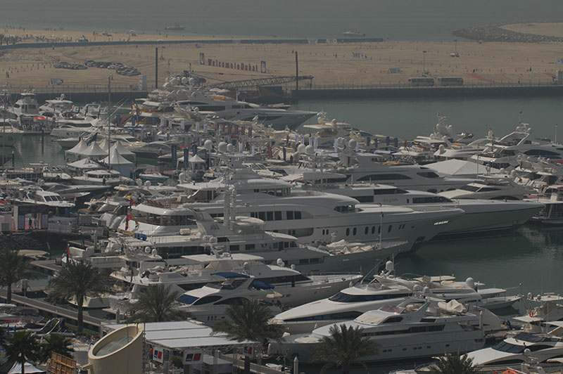 Dubai Boat Show | Motor Boats Monthly