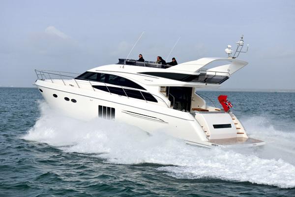 Motor Boat & Yachting | Princess 64