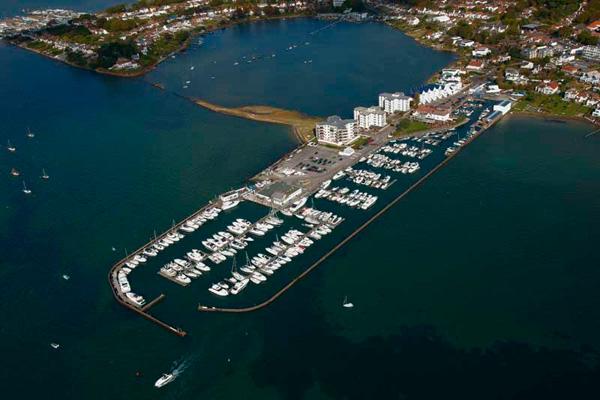 Motor Boat & Yachting | Salterns Marina