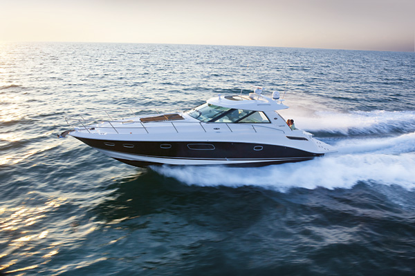 Motor Boat & Yachting | Sea Ray 450 Sundancer