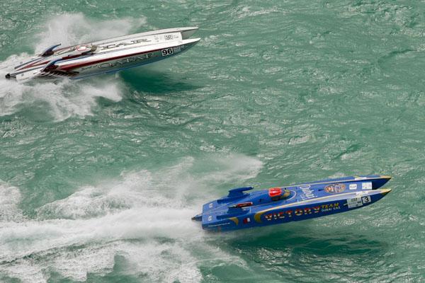 Abu Dhabi Race 2