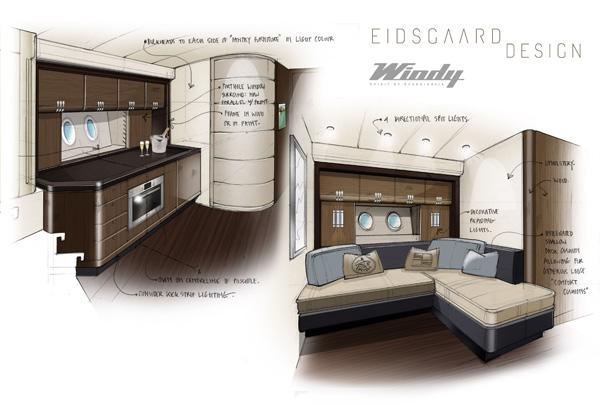 Motor Boat & Yachting   Eidsgaard - Windy
