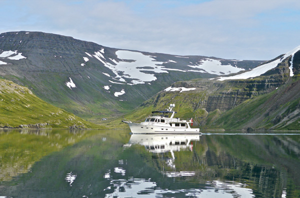 Motor Boat & Yachting | Fleming to Iceland