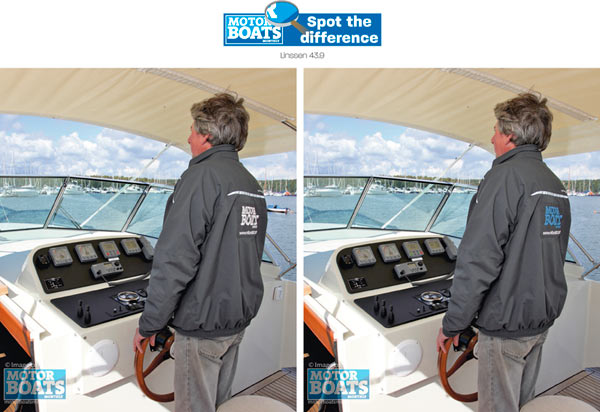 Linssen 43.9 spot the difference news