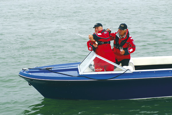 Motor Boat & Yachting | Ray Bulman