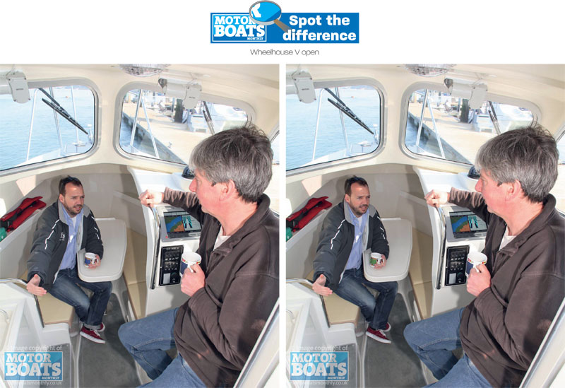 Orkney spot the difference | Motor Boats  Monthly