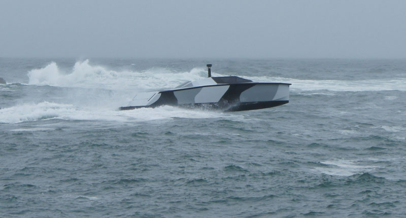 Zyvex Piranha | Motor Boats Monthly