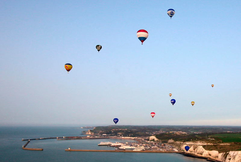 Hot Air Balloons | Motor Boats Monthly | Best Boating Photos