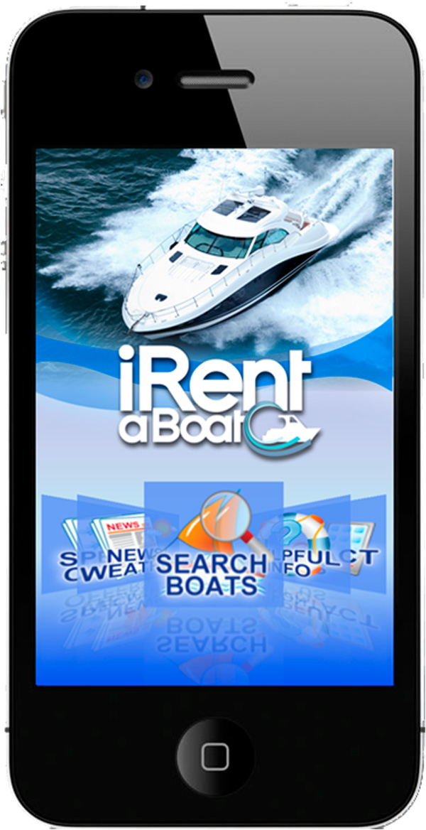 Rent a boat through iRentaBoat