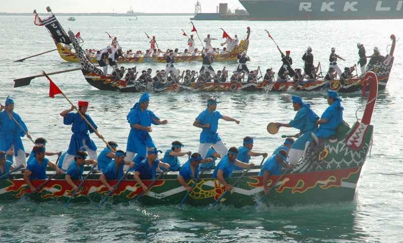 Dragon Boats | Best Boating Photos | Motor Boats Monthly