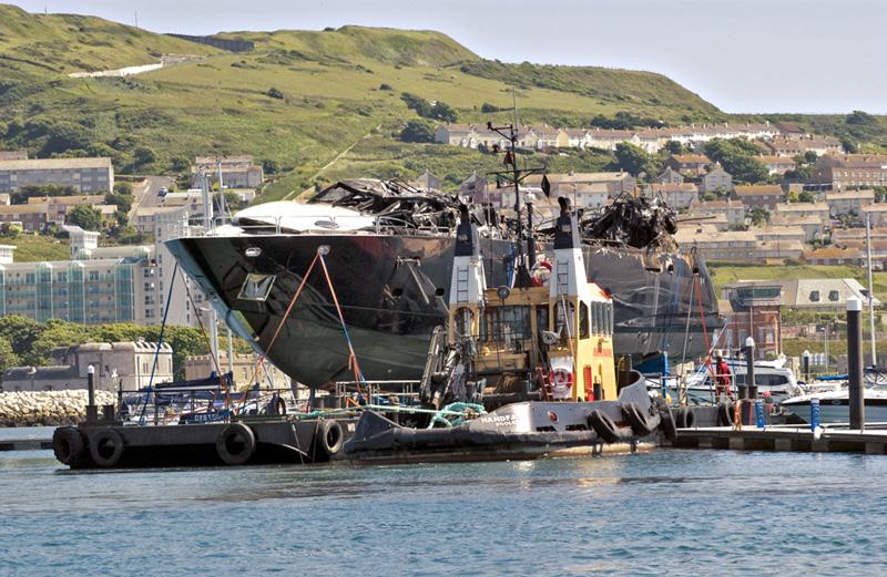Motor Boat & Yachting | Sunseeker Fire