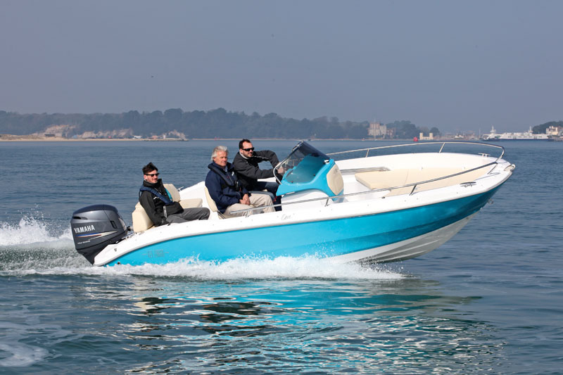 Sessa Key Largo One | Reviews | Motor Boats Monthly