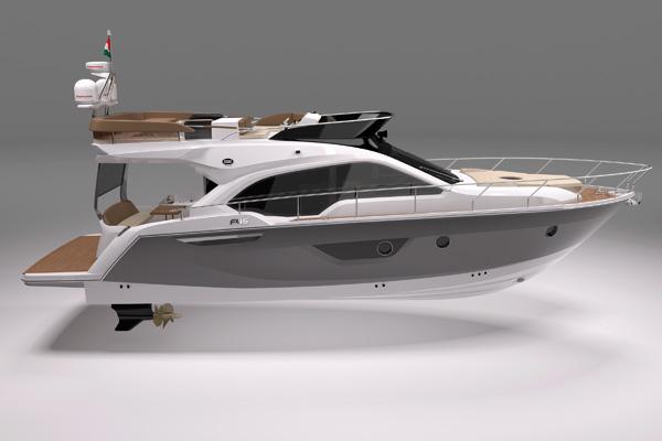 New Sessa 45 Fly