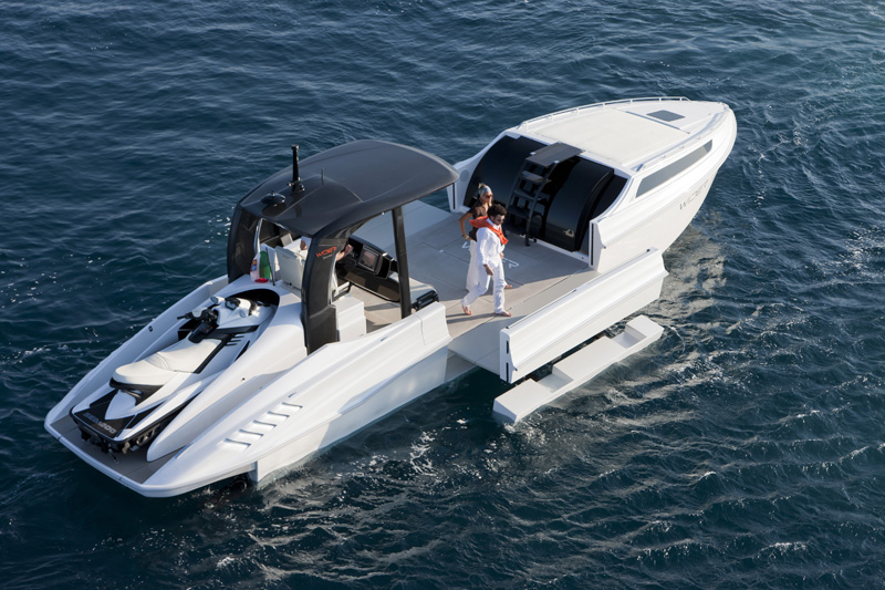 Motor Boat & Yachting | Wider 42