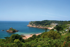 Portelet Bay in Jersey  | Channel Islands | Top 25 Anchorages | Cruising guides | Motor Boats Monthly |