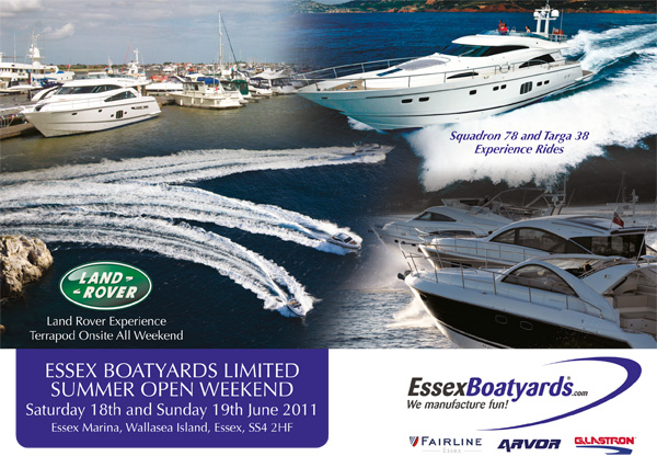 Motor Boat & Yachting | Fairline Essex