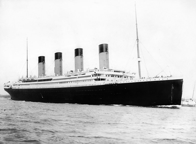 Titanic | Motor Boats Monthly