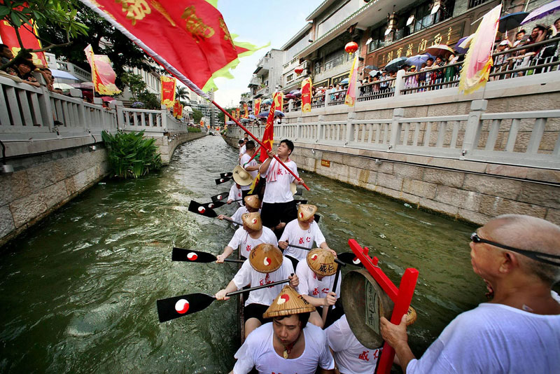Dragon Boat Race | Best Boating Photos | Motor Boats Monthly