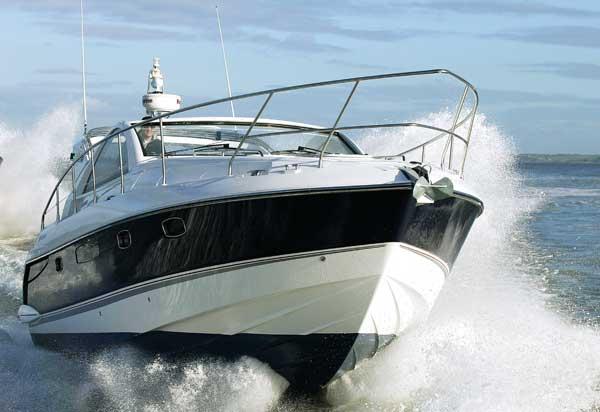 Fairline Targa 38 | Reviews | Motor Boats Monthly |
