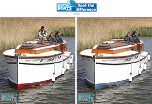 Broads | Spot The Difference | Motor Boats Monthly