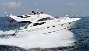 Day 13 Fairline Phantom 38 Portunas