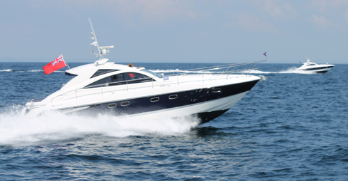 Day 13 Fairline Targa 47's Haylu & AquaVit