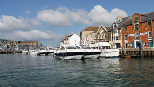 Day 15 Fleet ready to depart Weymouth