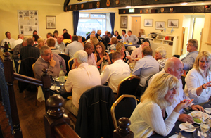 Day 4 St Helier Yacht Club Dinner